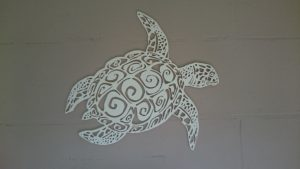 Picture of CNC cut of turtle