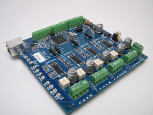 Picture of tinyg cnc steering